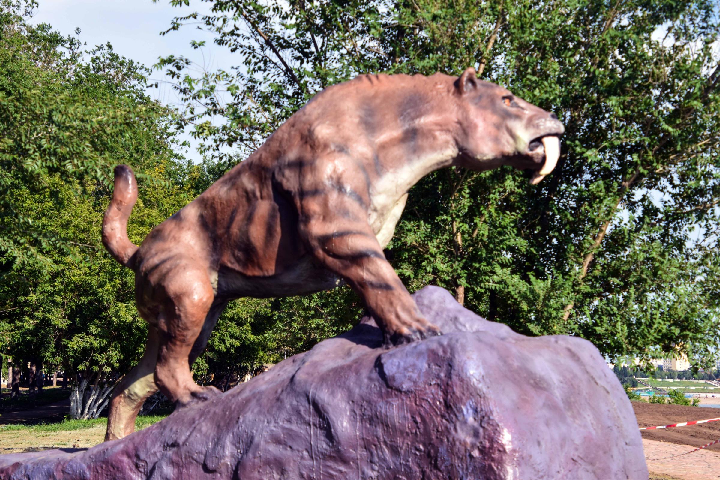 Древний хищник – махойрод