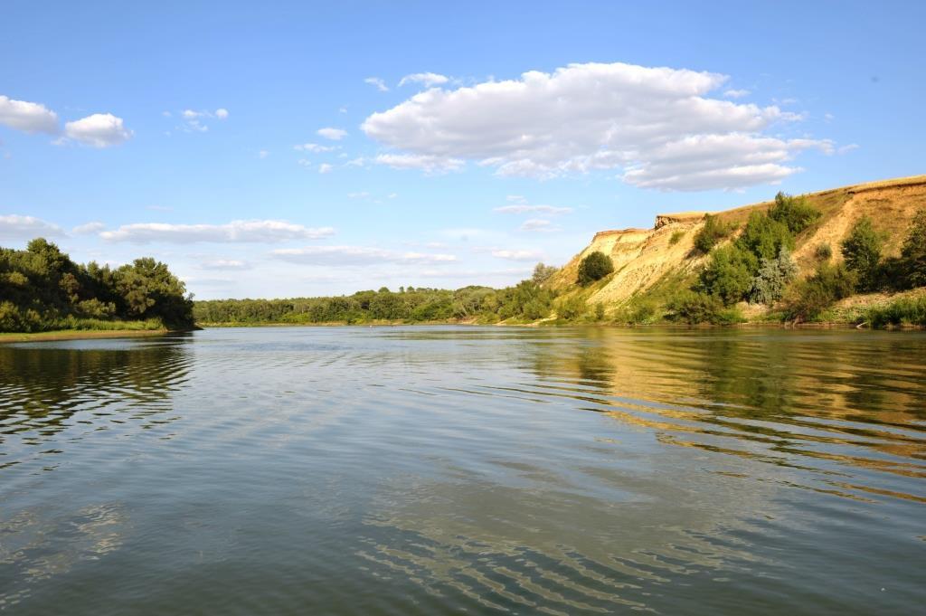 Река Урал. ЗКО (2005)