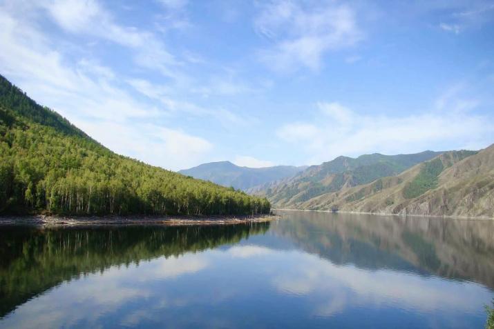 Природа Саяно-Шушенского заповедника. Фото из архива особо охраняемой природной территории