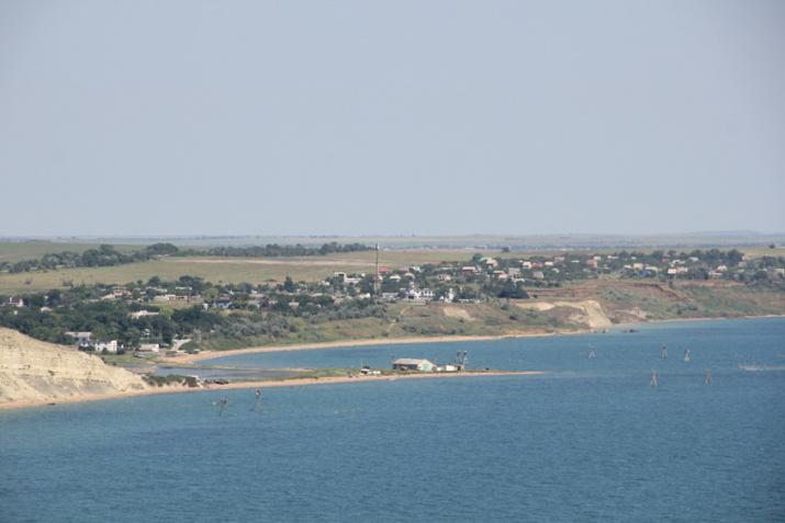 Гавань Акры, вид с моря. Фото: Сергей Соловьев