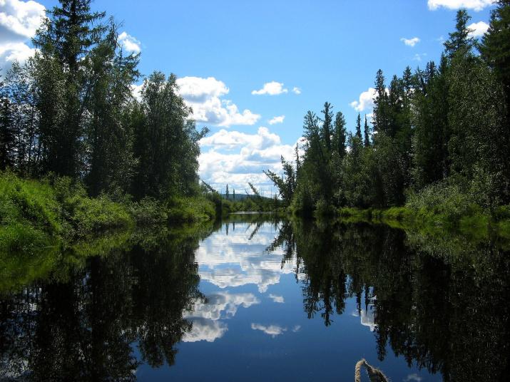 Трое в лодке или 10 дней охоты и рыбалки длиной в 330 км по рекам эвенкии