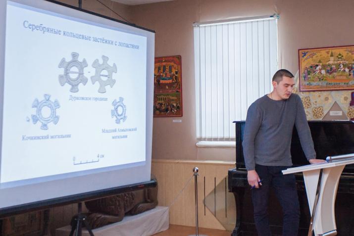 Доклад по актуальным проблемам изучения финнов Костромского Поволжья