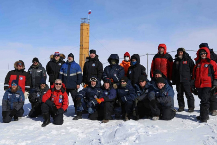 Photo is provided by the expedition participants