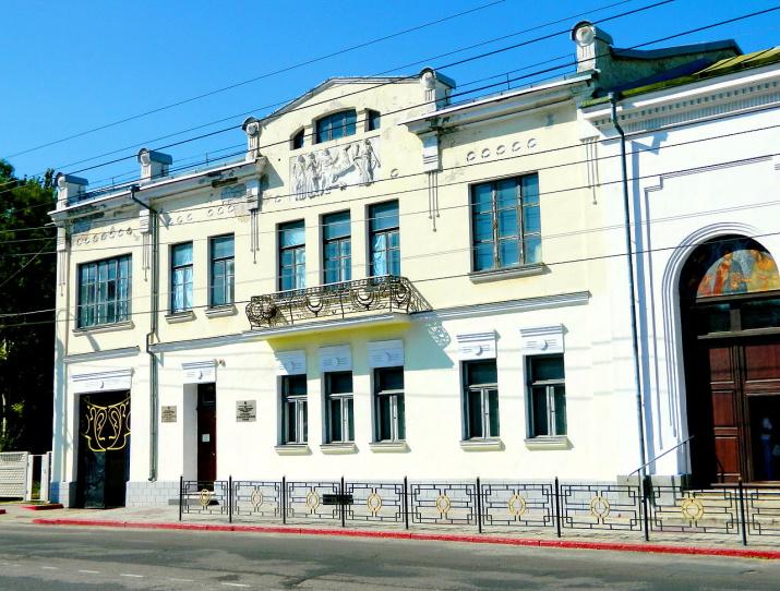 Керченский историко-археологический музей. Фото: wikipedia.org