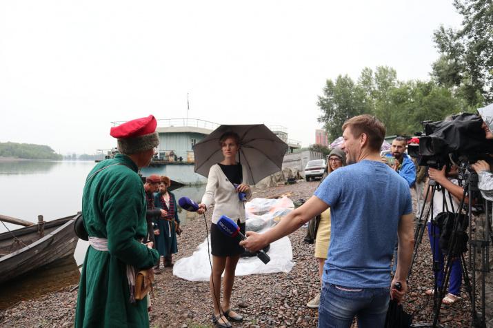 Фото предоставлено Красноярским краевым отделением РГО
