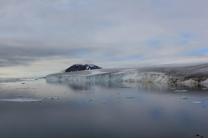 Центральная часть архипелага Земля Франца-Иосифа. Фото: Dmitrijshh