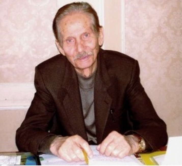 Георгий Гужин. Фото: Краснодарское региональное отделение РГО