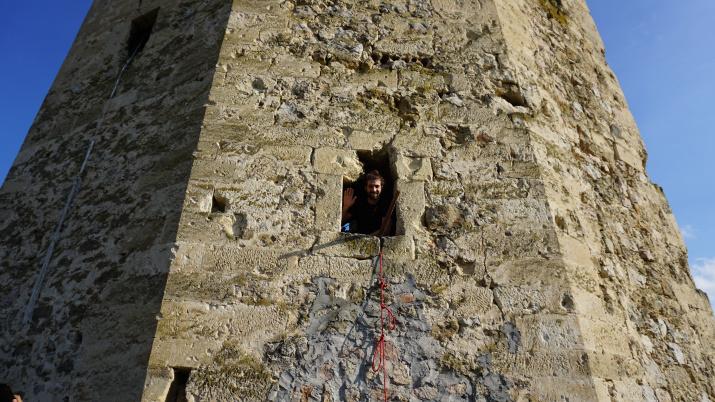 Чоргуньская Башня (на фотографии Джордано Монтеккио)
