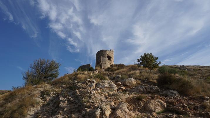 Генуэзская крепость Чембало (Балаклава)