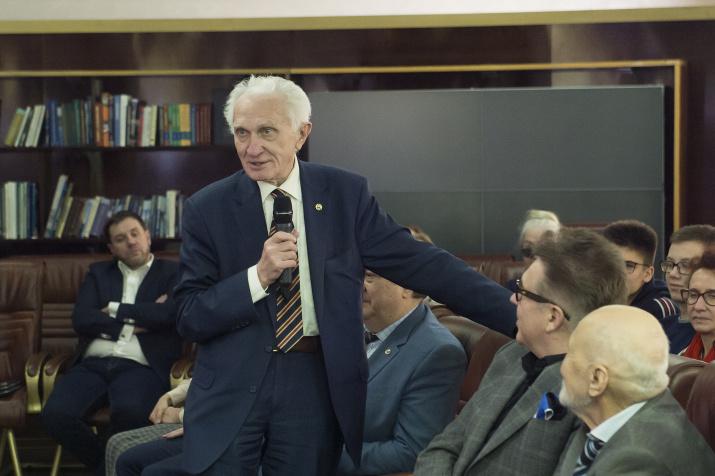 Владимир Котляков. Фото: пресс-служба РГО