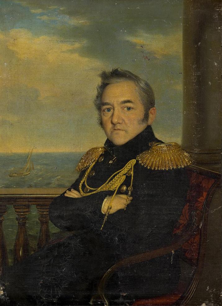 Михаил Петрович Лазарев, Р.Г. Шведе, wikipedia.org