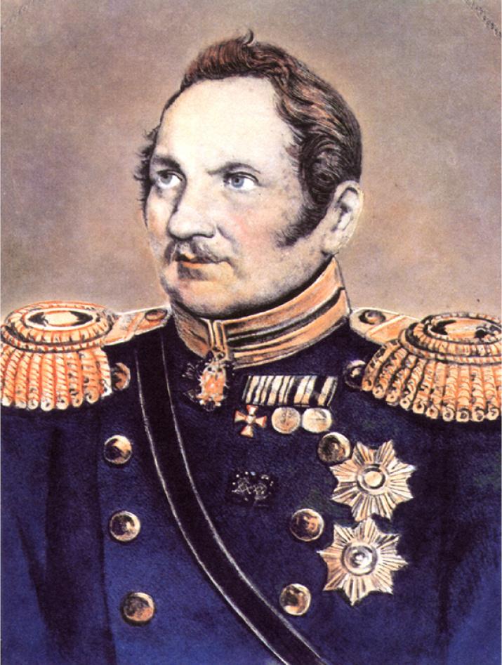 Фаддей Фаддеевич Беллинсгаузен, wikipedia.org