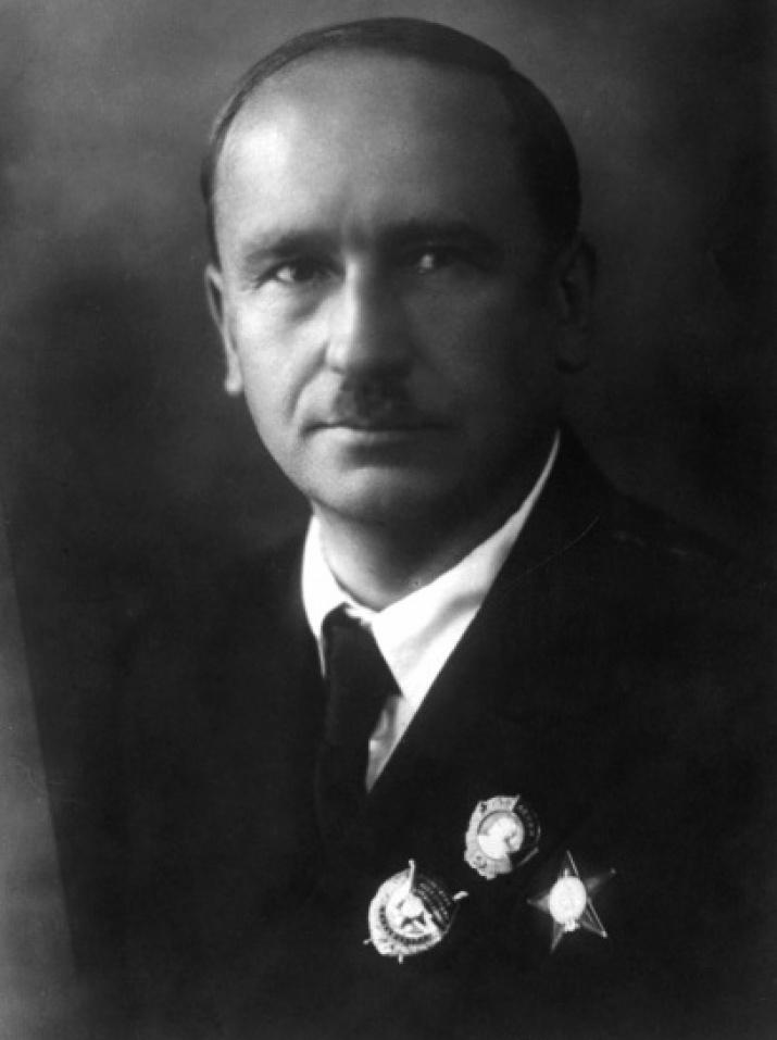 Михаил Сергеевич Бабушкин. Источник: wikipedia.org