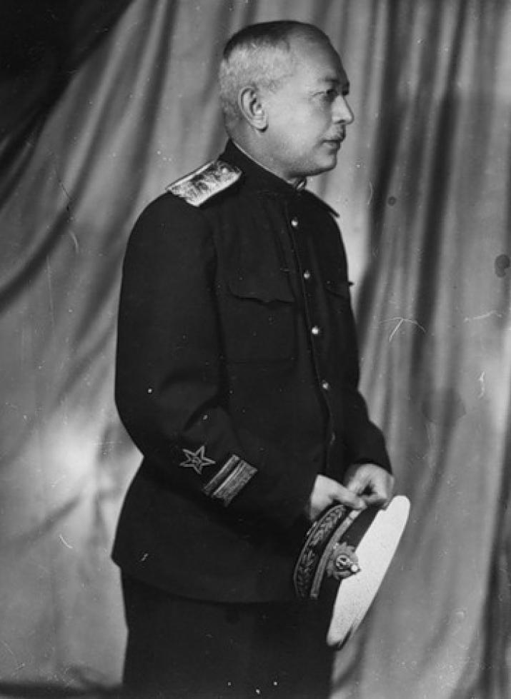 Николай Николаевич Зубов. Источник: wikipedia.org