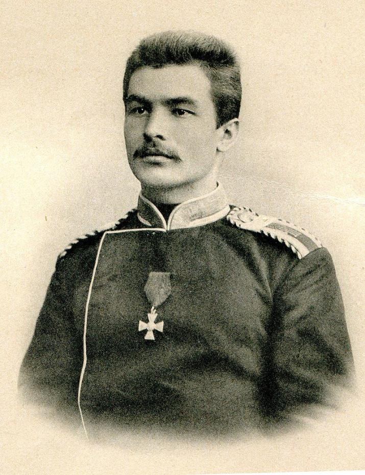 П. К. Козлов после возвращения из первой экспедиции с Н. М. Пржевальским, 1883—1885 / Википедия
