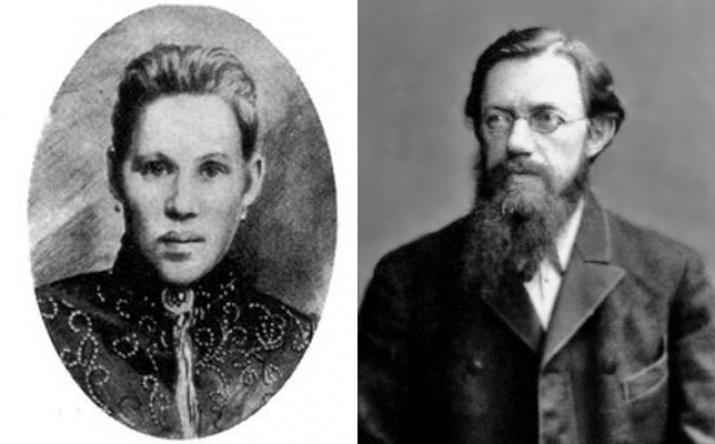 Иван и Мафра Черские. Источник фото: wikipedia.org