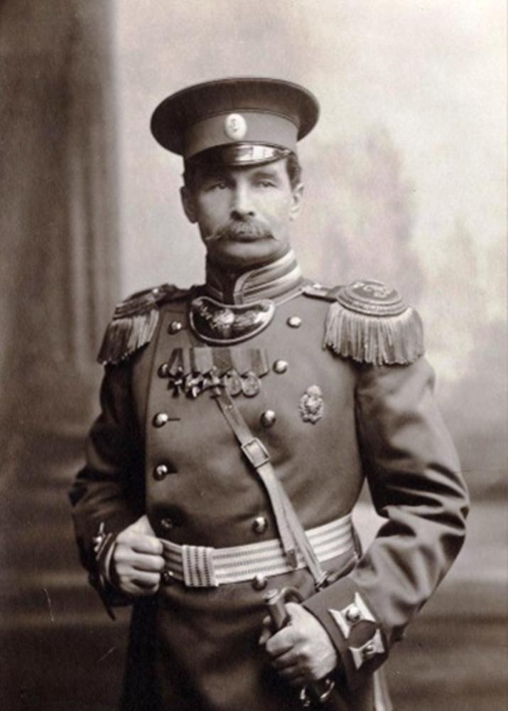 Пётр Кузьмич Козлов. Фото с сайта музея путешественника