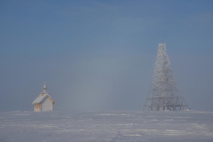 Остров Белый, Карское море. Фото: Андрей Ткачёв