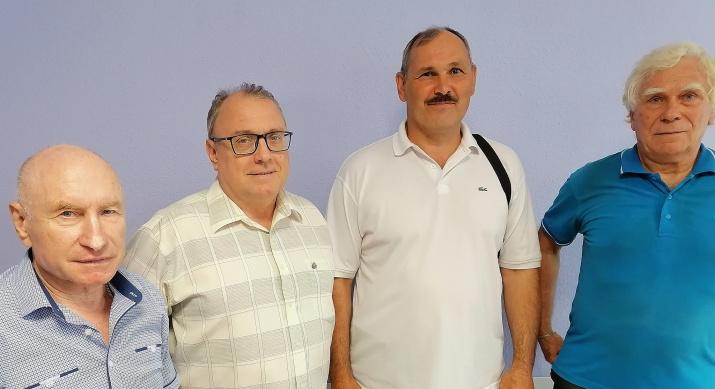 Представители Астраанского отделения РГО на конференции МАНЭБ
