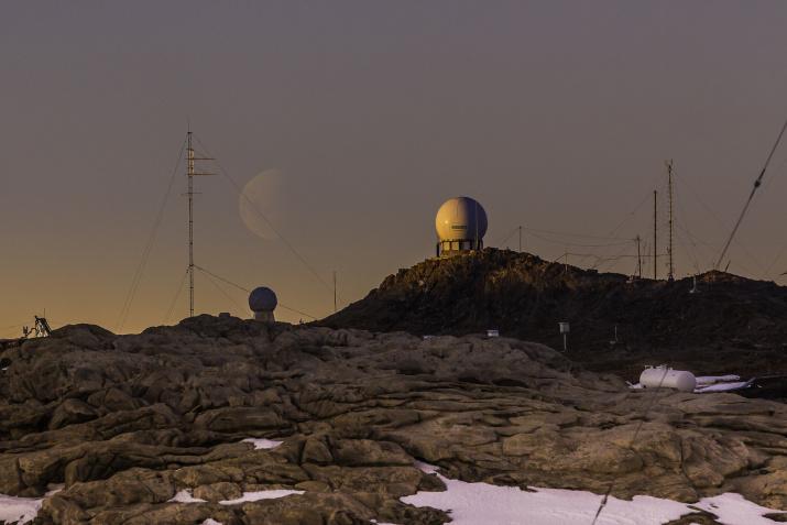 Китайская луна. Фото: Дмитрий Резвов, участник фотоконкурса РГО «Самая красивая страна»