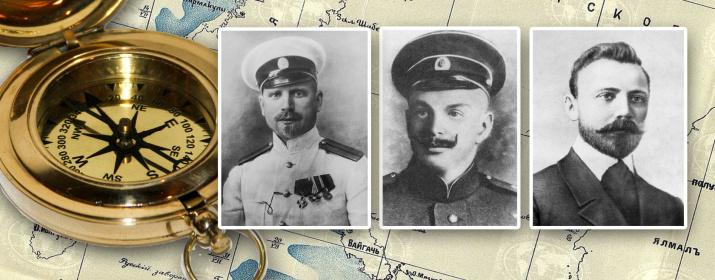 """Реальные лица """"Двух капитанов"""" Каверина: экспедиции 1912 года, пропавшие в Арктике"""