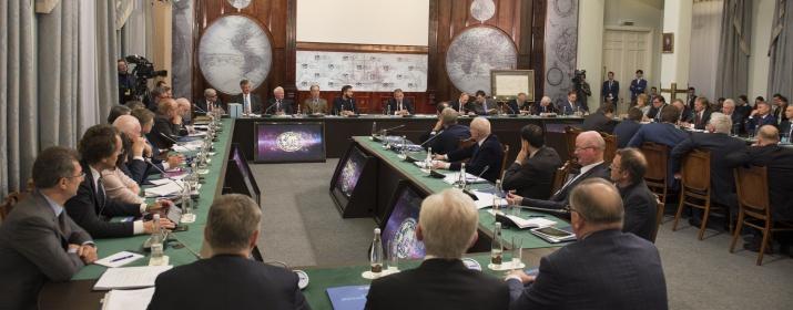 Попечительский Совет РГО состоялся в Санкт-Петербурге: в российском календаре может появиться День географа