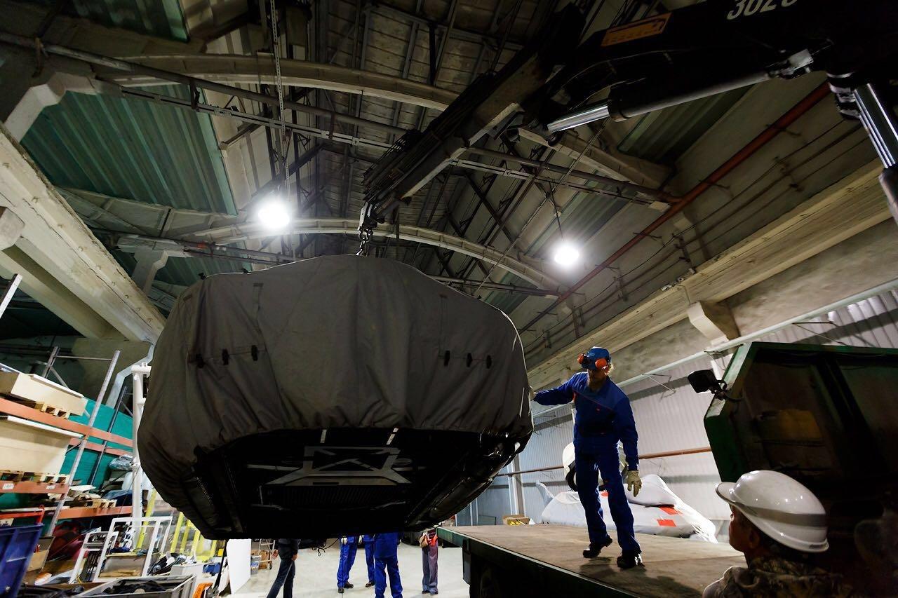 РГО направляет вСочи два обитаемых подводных аппарата