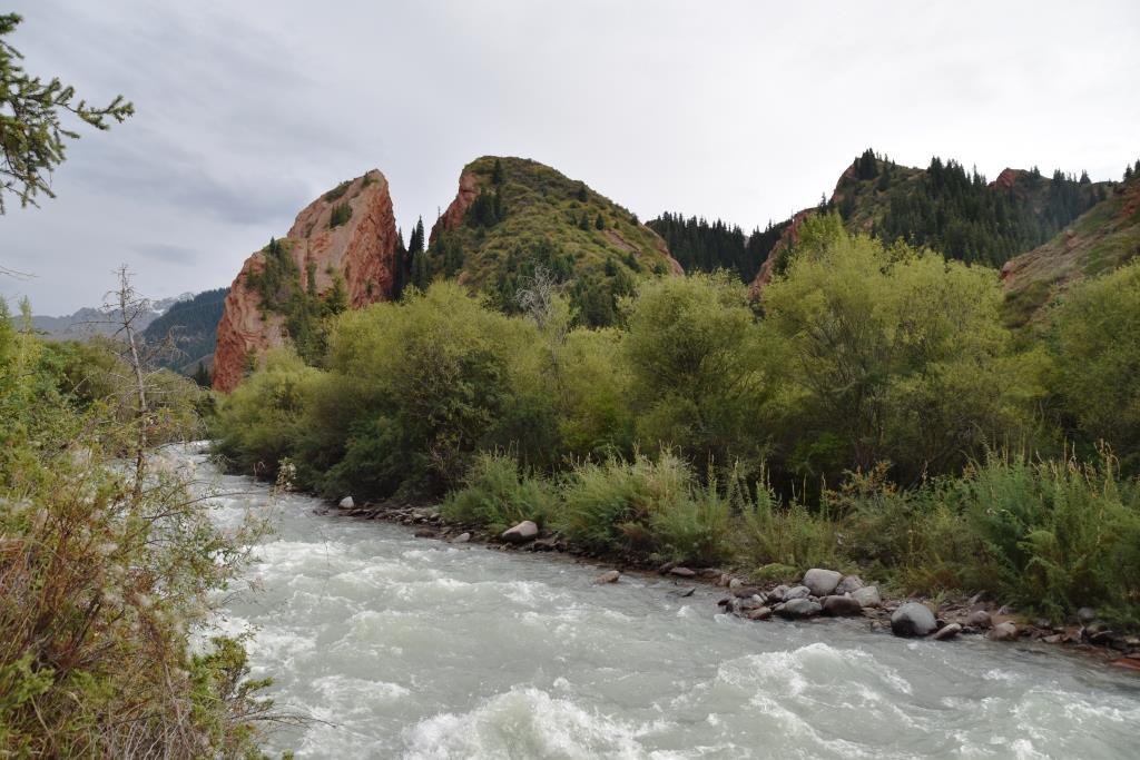 Ландшафты Кыргызской Республики