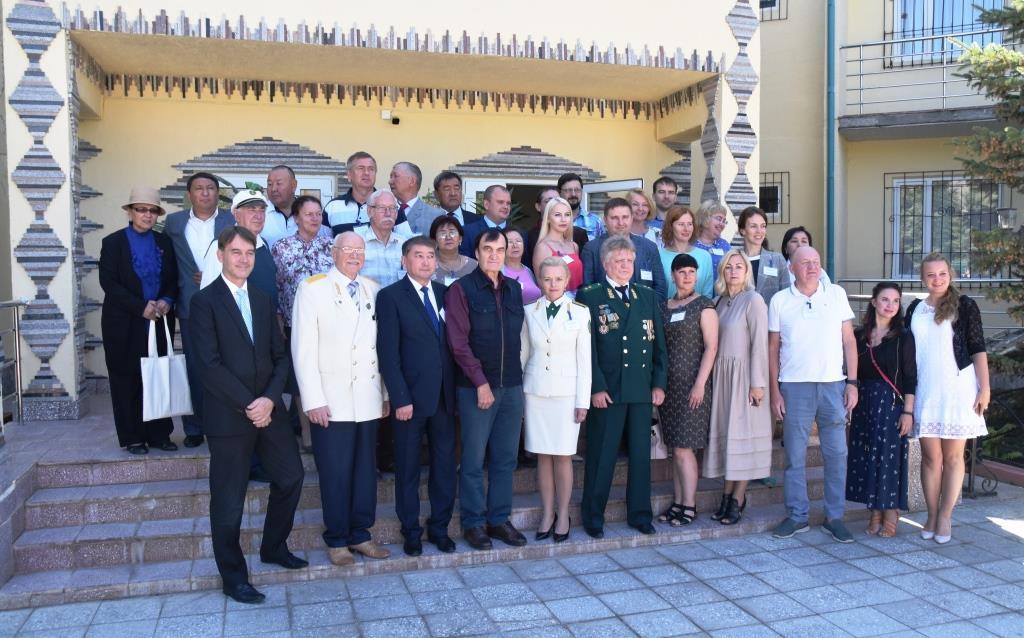 Открытие Международного экологического конгресса в Кыргызской Республике