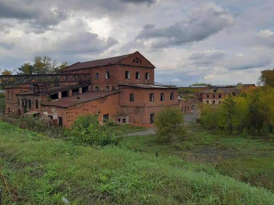 Сысертский завод. Фото: Д. Марьинских