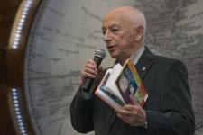 Александр Городницкий рассказывает о только что вышедшей книге