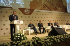 Speech of President of the Russian Geographical Society S.K. Shoigu