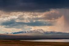 Киргизское Озеро Сон-Куль (Сонкёль)