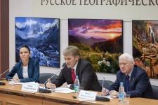 Анастасия Чернобровина, Дмитрий Песков, Николай Касимов