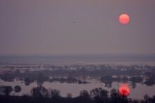 Пасмурный рассвет. Фото: участник фотоконкурса «Самая красивая страна» Юрий Сорокин