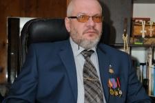 Председатель местного отделения Виктор Белов