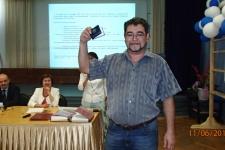 Член РГО А.А.Галанин
