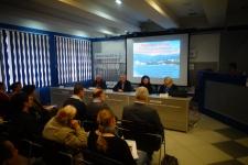 Круглый стол, посвящённый годовщине возвращения Крыма в состав РФ