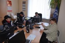 Рабочая встреча представителей региональных отделений РГО Республик Марий Эл и Крым