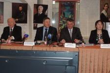 Большое совместное заседание четырех советов – Координационного, Попечительского, Исполнительного и Медиа-совета Вологодского областного отделения РГО