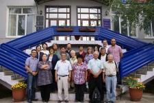 Участники рабочего совещания ''Якутск – РаС 2015''