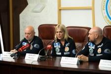 Александр Губин, Божана Остойич, Дмитрий Шиллер