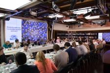 Заседание Медиа-клуба РГО
