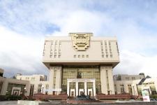 Фундаментальная библиотека МГУ