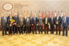 The Russian Geographical Society has signed agreements with Geographical Societies of the ten countries