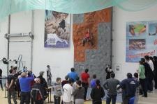 Первый фестиваль спортивного скалолазания Кабардино-Балкарской Республики ''Тигры скал-2015''
