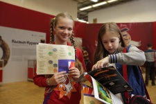 Участники конкурса следопытов должны выполнить все задания, чтобы получить приз от Русского географического общества