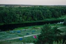 Лагерь экспедиции. Фото: И.Климов