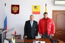 Глава администрации Шемышейского района Тепцов А.А.