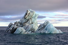 Тающая Арктика. Фото: Владимир Мельник
